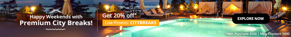 Get 20% Off On Travel Deals @ Nearbuy – Travel